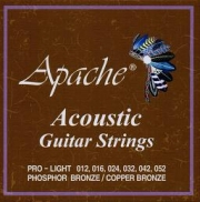 Acoustic Guitar String (Apache)